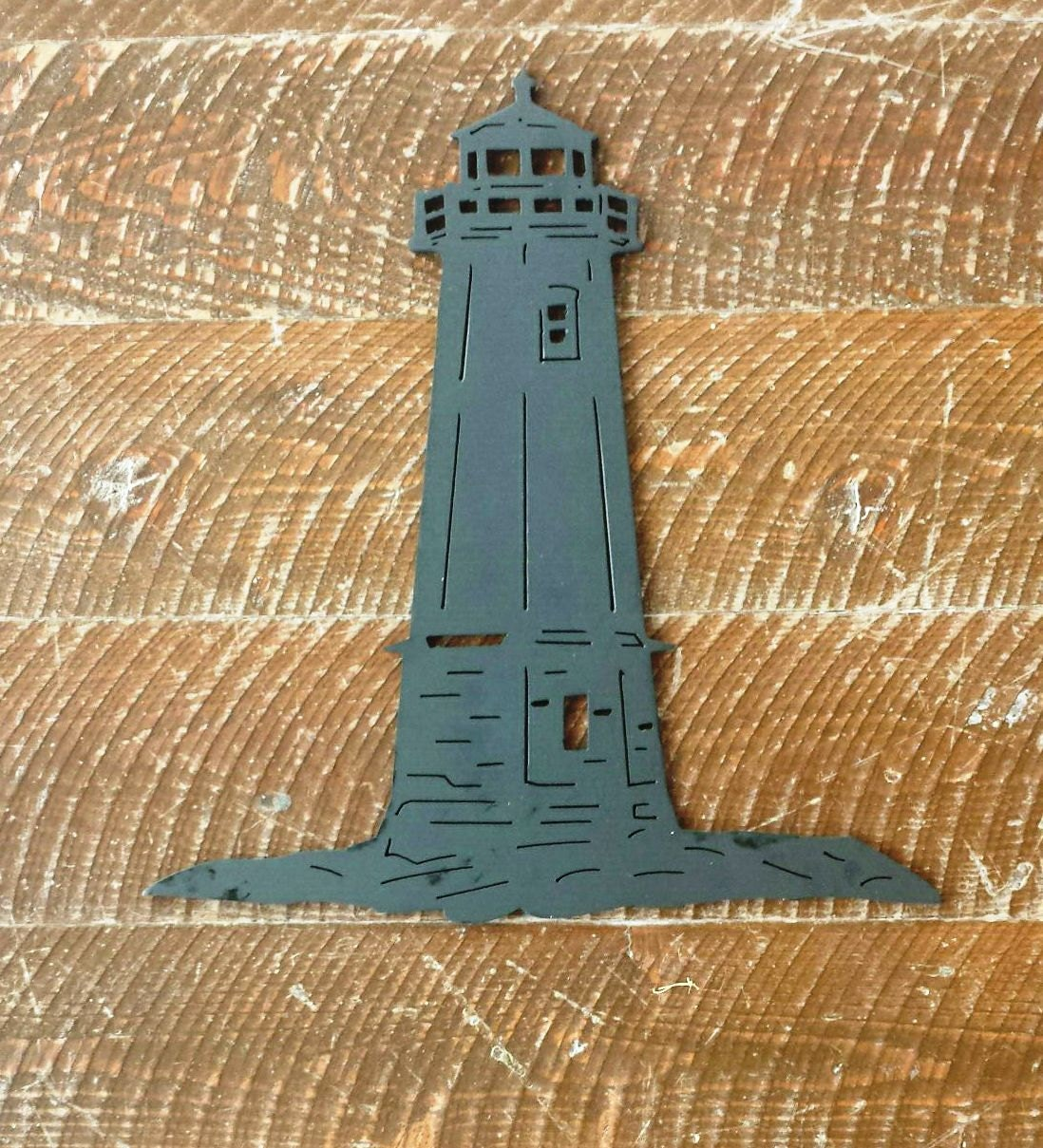 Custom Metal Lighthouse Wall Art Wall Hanging-CLEARANCE