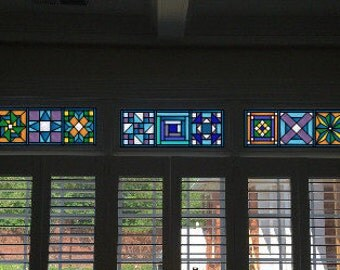 Special Transom Order for Ashley: Completed