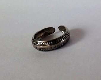 Sterling Silver 925 Toe Rings