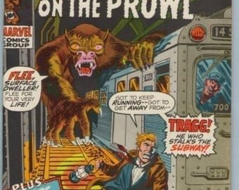 Monsters on the Prowl 13 Oct 1971 FI (6.0)