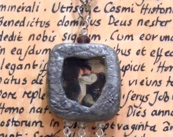 Romeo and Juliet Pendant