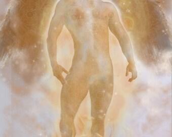 Archangel Zagzagael - Angel of Wisdom