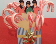 The Ronettes (Phil Spector Girl Groups) Christmas gift / sweet / popcorn / candy box