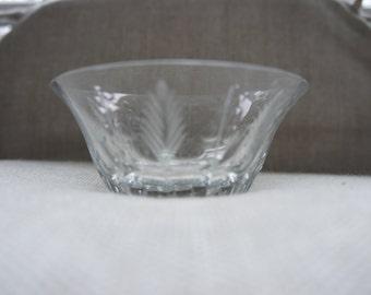 Glass Desert Bowls