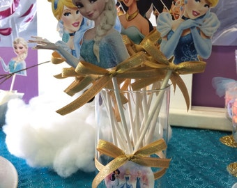 Disney Princess Wands- we can do any character!