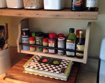 Spice rack, Kitchen rack, shelf