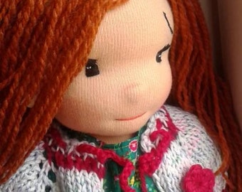 waldorf doll, waldorfdolls, waldorf dolls ,waldorfinspired, woolylove ,wool ,naturaldoll ,handmade ,handmadedolls