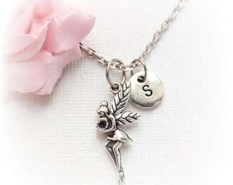 Fairy Necklace or Fairy Bracelet, Fairy Charm Jewellery, Fairy Jewellery, Pixie Necklace, Tinkerbell Inspired Necklace,christmas gifts
