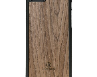 Apple iPhone 6 / 6s - Real Wood Case - American Walnut
