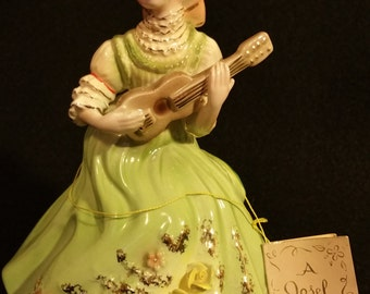 "Josef Collectable Gibson ""Adelaine"" Porcelain Figurine"