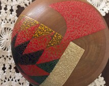 unique african wooden bowl related items etsy