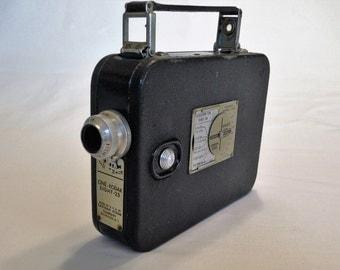 Vintage 1930s Cine-Kodak Eight-25 8mm Movie Camera