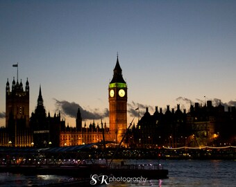 London Photography Print