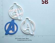 Avengers Cookie Cutter adult onesie,baby onesie,christmas onesie,harry potter onesie,thanksgiving onesie,personalized onesie,5B