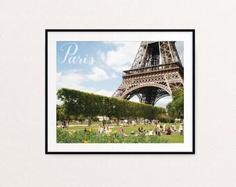 Paris Decor, Eiffel Tower Decor, Paris Bedroom Decor, Paris Print, Eiffel Tower Print, Paris Art, Paris Art Print, Paris Wall Art, Paris