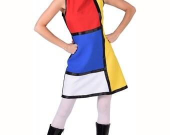 60's Pop Art  Gogo Dress