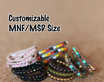 Custom Minifee/MSD Wrap Bracelet (PREORDER)