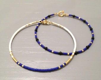 Delicate friendship Bracelet Bead Layering Bracelet Delicate bracelet