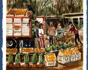 Flea Market Frutero