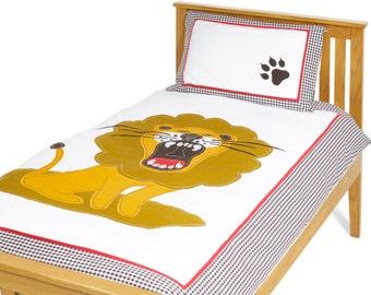 Lion Quilt Etsy
