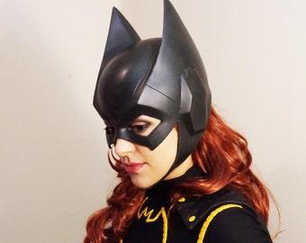 Batgirl Cowl - Mask - Batman - Arkham Knight inspired v2