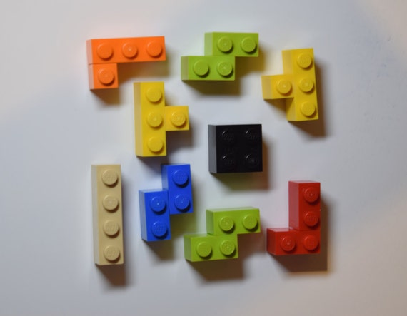 Tetris Fridge Magnets — Crafthubs
