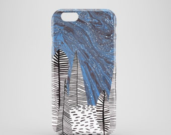 Forest - phone case,  iPhone 6, iPhone6s, iPhone SE, iPhone 5/5S, iPhone5C, Samsung Galaxy S6, Samsung Galaxy S6 Edge