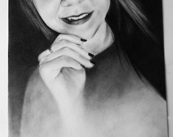 CUSTOM portrait, 12x18 Realistic