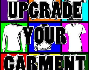 Upgrade to a Ladies Cut, Hoodie, V-Neck, Long Sleeve, Tank Top, Sweatshirt