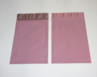 200 Pale Pink 6x9 Poly Mailers Self Sealing Envelopes Shipping Bags Valentine's Day