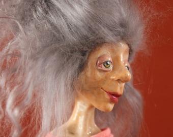Art Doll Ilona