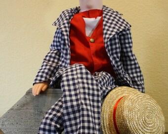 Mortimer Snerd Famous Ventriloquist Dummy