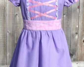 Custom Everyday Girls Princess Dress