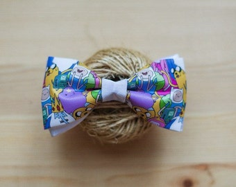 Adventure Time Bow Tie \ Галстук-бабочка Adventure Time