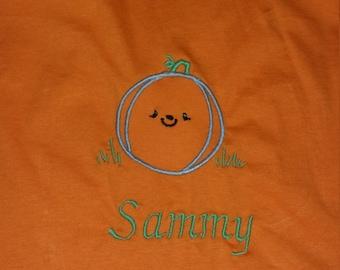 Pumpkin Shirt/Onesie