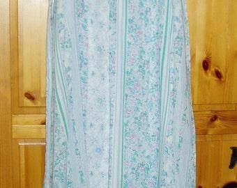 My Favourite 1960's Maxi Dress (Size 10)