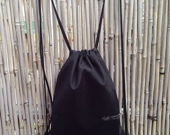 Mini waterproof fabric bag backpack