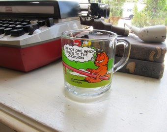 Vintage Garfield Mug