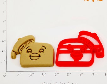Ghostbuster Cookie Cutter ghostbusters toys,ghostbusters ornament,ghostbusters trap,ghostbusters costume,ghostbusters cake,572