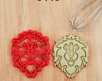 World Of Warcraft Cookie Cutter world of warcraft decal,world of warcraft shirt,world of warcraft christmas,3443