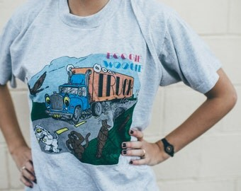Boogie Woogie Truck vintage t-shirt