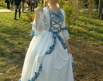 Lia de Eon cosplay costume READY FOR SHIPPING!
