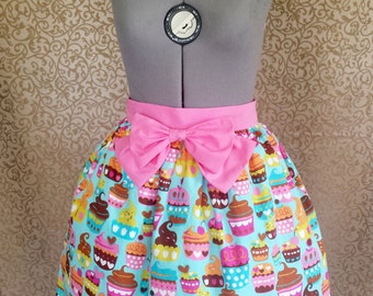 Sweet Treats Cotton Lolita Skirt