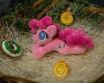 """Tiny Pinkie Pie My Little Pony plush toy 5"""""""