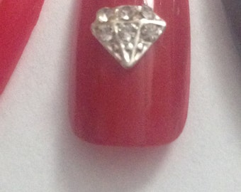 Nail Charm Bling DIamond