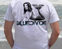 BD Mermaid Pin-up Shirt
