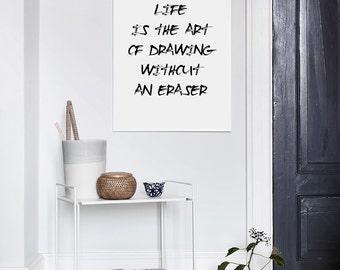 Printable Inspirational Art, Printable Quotes, Life Quote, Printable Wall Art, Wall Art Prints, Wall Art Quotes, Wall Art Printable