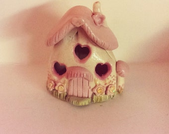 fairy house, fairy cottage,