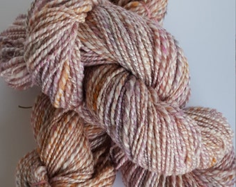 Hand Spun Yarn (186 yards)