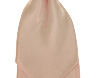 New Light Pink Babies Toddlers Pre-Tied Cravat